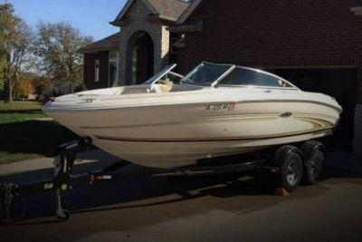 2001 Sea Ray 190 BR