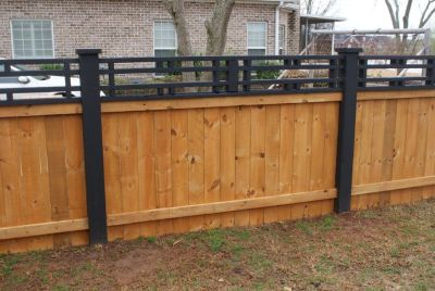 Affordable Licenced, Insured, & Bonded - Custom Fence & Gate - Install or Repair - G.C.