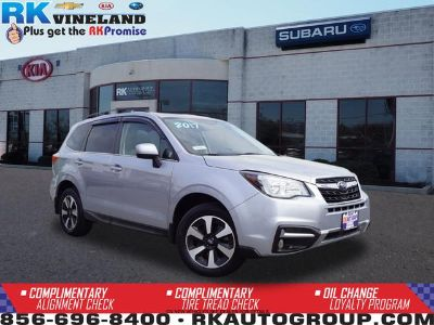 2017 Subaru Forester 2.5i Limited (Ice Silver Metallic)