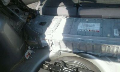 Purchase 2004- 2009 toyota prius hybrid battery motorcycle in Downers Grove, Illinois, United States, for US $100.00