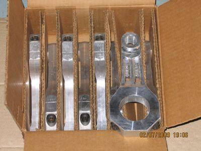 NIB C&A Alum Rods