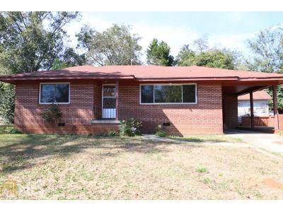 3 Bed 1 Bath Foreclosure Property in Madison, GA 30650 - Plum St