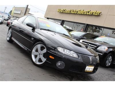 2006 Pontiac GTO 6 Speed & Super Fun & Must See