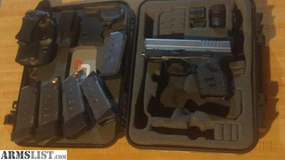 For Sale/Trade: Springfield xds bitone