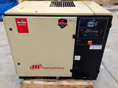 Ingersoll Rand Air Compressor  Dryer 25 hp