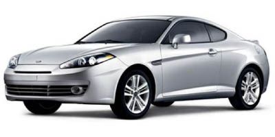 2007 Hyundai Tiburon GS (gray)