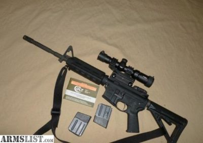 For Sale: Colt M4 LE 6920