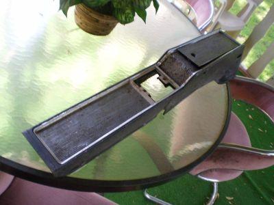 RARE TWIN STICK AMC RAMBLER MARLIN 63 65 CONSOLE OEM 1963 1964 1965