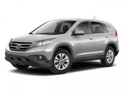 2012 Honda CR-V EX (White)