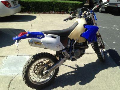 1999 Yamaha WR400F