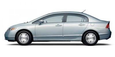 2006 Honda Civic Hybrid Hybrid (TAFFETA WHITE [)
