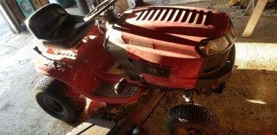 Handbuilt RIndge lawn tractor,..