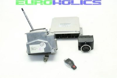 Sell OEM MERCEDES W220 S430 S500 00-02 Remote Key ECU Shifter Ignition Switch Kit motorcycle in Ball Ground, Georgia, United States, for US $299.99