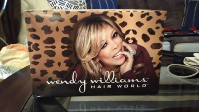 Wendy Williams World Famous Hair Collection!...