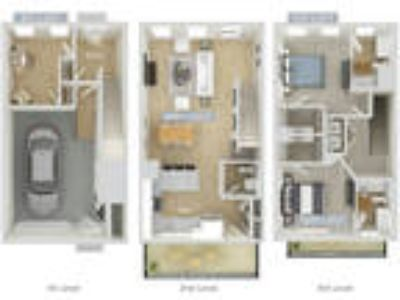 This great Two BR, 2.50 BA sunny apartment is located in the area on Lenox St.