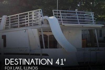 2009 Destination Top Deck Crossover