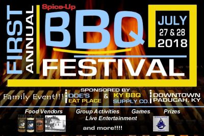 Spice Up 1st Annual BBQ Festival