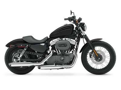 2008 Harley-Davidson Sportster 1200 Nightster Sport Motorcycles Temecula, CA