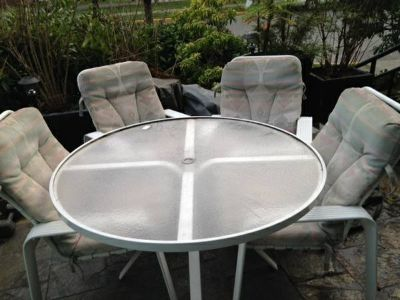 Comfortable and Solid Patio Set