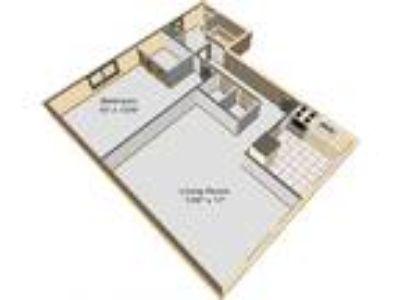Ellison Park Apartments - One BR C Style