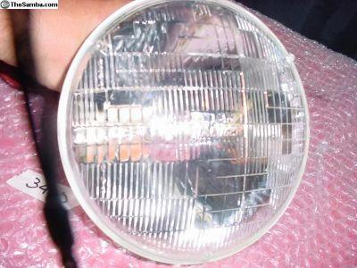 2d1 Sylvania Halogen Headlight Sealed Beam