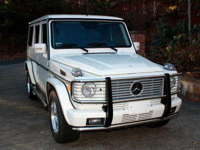 (*^ ^*) 2005 Mercedes-Benz G