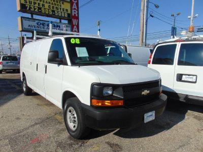 2008 Chevrolet Express Cargo Van RWD 2500 155