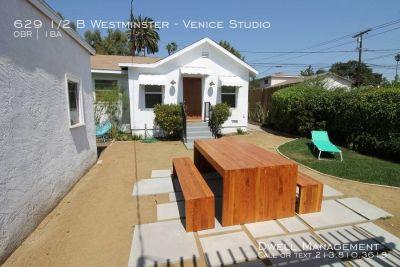 Venice Studio, Walking distance to Abbott Kinney