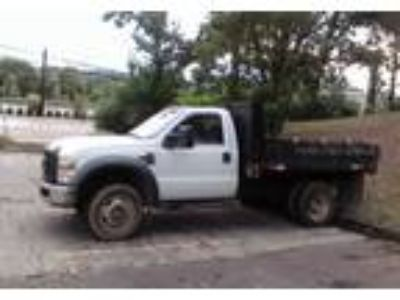 2008 Ford F550 Truck in Robbinsville, NC