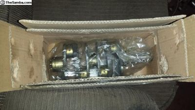 84mm Stroker Crankshaft Type1 Chevy rod