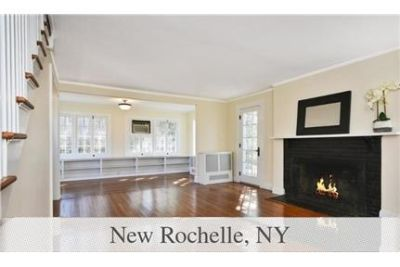 4 Spacious BR in New Rochelle. Will Consider!