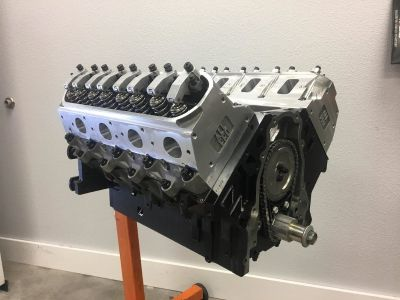 New dart shp 427 CI complete race ready engine