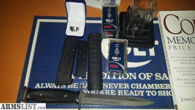 For Sale: Colt wilson combat accessories 17hmr