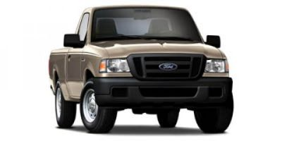 2006 Ford Ranger XLT (Sonic Blue Metallic)