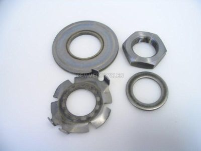 Sell 2006 HONDA CRF450 CRF 450 CLUTCH LOCK NUT / WASHER motorcycle in Nicholasville, Kentucky, US, for US $12.99