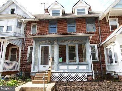 3 Bed 1 Bath Foreclosure Property in Norristown, PA 19401 - Nassau Pl