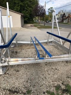 2017 SHOREMASTER - Manufacturers 4009 DVS Boat Lifts Coloma, MI
