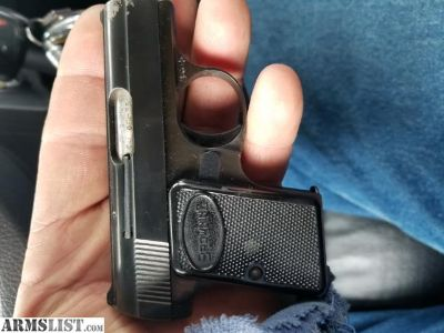 For Sale: Browning Baby 25acp