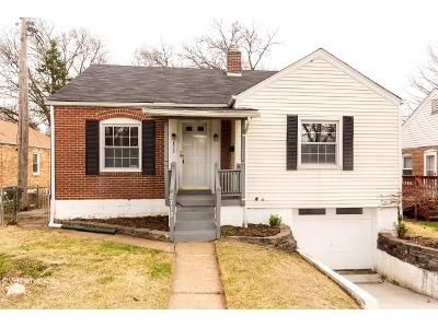 2 Bed 1 Bath Foreclosure Property in Saint Louis, MO 63114 - Wismer Ave