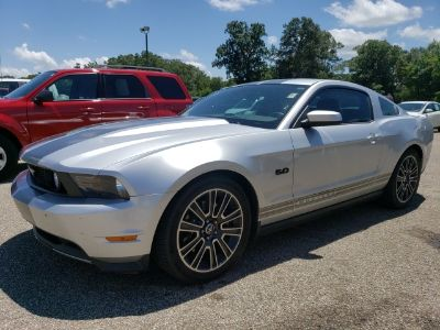 2011 Ford Mustang GT (Sterling Gray Metallic)