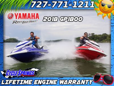 2018 Yamaha GP1800 PWC 3 Seater Clearwater, FL