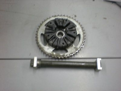 Find 01 Yamaha R6 Cush Drive and Rear Axle (2) motorcycle in New Oxford, Pennsylvania, US, for US $30.00