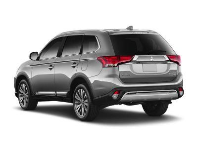 2019 Subaru Outlander ES (Labrador Black Metallic)