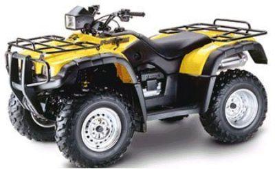 2003 Honda Fourtrax Foreman Rubicon Utility ATVs Hays, KS