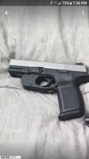 For Sale: S&w 40 cal