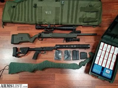 For Sale: REMINGTON 700 SPS TACTICAL .308WIN W/ 20 THREADED BARREL