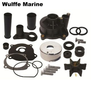 Purchase Water Pump Kit W/Housing V6 Johnson Evinrude 150-300 Hp 434421 18-3392 18-3315 motorcycle in Mentor, Ohio, United States, for US $54.75