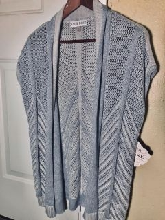 Knitted Cardigan/Sweater Vest