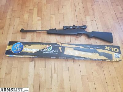 For Sale: Stoeger x10 airgun
