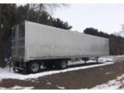 2006 Utility 3000R-Refrigerated-Stainless-Steel-Trailer Trailer in Plover, WI